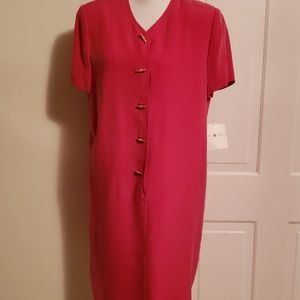 SHOMI 100% SILK DRESS, never been worn with tags